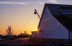 Gulf Of Georgia Cannery (Clayton Perry Photoworks) Tags: sunset canada vancouver boats spring bc richmond richmondbc gulfofgeorgiacannery stevestonfishingvillage explorebc explorecanada