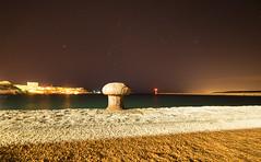 Marseille - Sous les Etoiles (Ynosang photo) Tags: longexposure light mer night port stars marseille sony a7 étoiles 14mm synopsis samyang ynosang