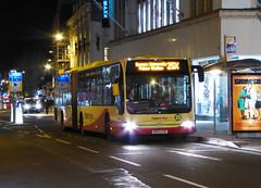 B&H 127 - BP57UYK - BRIGHTON - TUE 16TH FEB 2016 (Bexleybus) Tags: bus mercedes brighton hove 127 company and bendi citaro bendibus bp57uyk