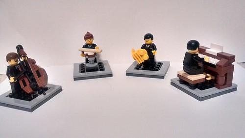 Flickriver: Random photos from LEGO MOC ideas pool