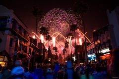 Hollywood Studios (mwjw) Tags: world longexposure orlando nightshot florida fireworks disney nikon24120mm hollywoodstudios markwalter nikond800 mwjw symphonyinthestars