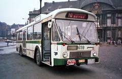 659 10 barr (brossel 8260) Tags: bus volvo belgique liege jonckheere stil