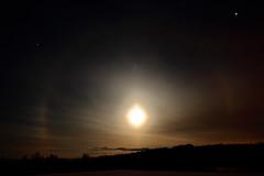 Moon Halo_2016_03_24_0001 (FarmerJohnn) Tags: winter moon fog night canon suomi finland march haze halo calm silence moonlight talvi kuu yö laukaa maaliskuu usva sumu moonhalo wintermoon tyyni kuutamo valkola hiljaisuus canon7d haloilmiö anttospohja juhanianttonen ef1635l28iiusm kuunhalo haloefect