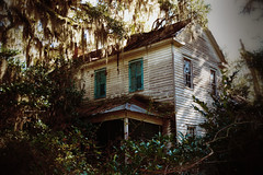 Glen Echo (Mike McCall) Tags: usa house art rural georgia photography treasure image south gothic colonial historic southern national photograph plantation manor antebellum oldest glenecho 1773 bryancounty ellabell prerevolutionarywar copyright2016mikemccall