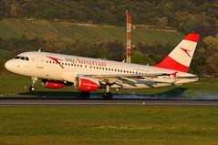 Austrian Airlines Airbus A319-112.OE-LDE (Chris Jilli) Tags: vienna wien airport international airbus flughafen airlines vie austrian aua schwechat loww wienschwechat viennaschwechat myaustrian a319112oelde