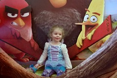 olivia niece cinemadisplay angrybirds project366 attheflicks