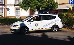 POLICA LOCAL (3) (DAGM4) Tags: espaa andaluca spain espanha europa europe police seville espana espagne polizei seguridad espagna polis polizia politi politie espainia espanya polica policie policalocal provinciadesevilla