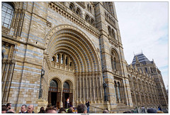 Natural History Museum (vazyvite) Tags: london history museum europe chelsea natural britain south great muse londres angleterre british kensington anglais