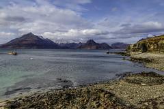 Elgol-large (Keith Ingledew) Tags: sea skye scotland isleofskye lakes lakedistrict harrypotter rail railway isle glenfinnan elgol packhorse slaterbridge lochfinnan