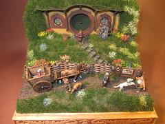 Beutelsend_01 (Mangito1) Tags: gandalf lordoftherings hobbits bilbo herrderringe auenland beutelsend