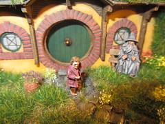 Beutelsend_06 (Mangito1) Tags: gandalf lordoftherings hobbits bilbo herrderringe auenland beutelsend