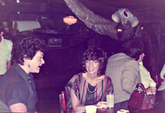 Hutley's. A few photos from an August or Sept 1982 Employee & friends Party (BruceLorenz) Tags: street new york ny st bar island pub long main tavern 1984 eighties 1980s 501 islip theeighties hutleys