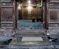 Great Mosque Prayer (ZUCCONY) Tags: china cn great mosque xian bobby greatmosque 2016 zucco xianshi shaanxisheng bobbyzucco pedrozucco