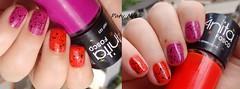 :: Tapete Vermelho e Trip (Anita) :: (Paty_Net) Tags: glitter anita homa fosco colorama homamani desafiodassries