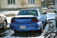 Pontiac Grand Am (Helvetics_VS) Tags: pontiac oldcars grandam