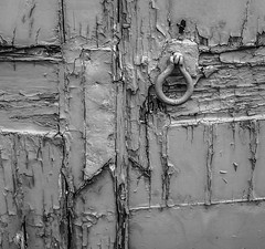 Signs of age (Martyn.A.Smith) Tags: door old abandoned outdoors woodwork paint disused aged flaking latch rottingwood nikonp7800