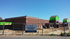 This may be an old pic, but not much has changed I'm guessing... (Retail Retell) Tags: county retail project construction ms marketplace desoto expansion kroger hernando v478