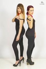 Maria y Laura (MCarballo) Tags: primavera modelos estudio elche 2016 lauragutierrez mariafernandez tfcdalicante