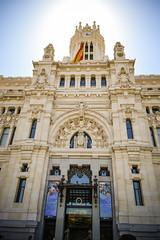 Hala Madrid! (leoregisferraz) Tags: madrid da cibeles palcio comunicao correos cibele