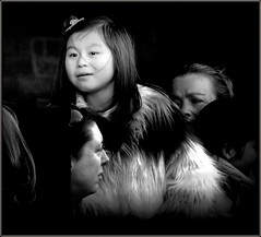 Liverpool life (* RICHARD M (5 million views)) Tags: street liverpool portraits happy mono blackwhite candid crowd chinese happiness chinesenewyear portraiture innocence multicultural scousers crowds multiculture merseyside streetportraits lightandshade capitalofculture streetportraiture candidportraits europeancapitalofculture liverpudlians candidportraiture liverpoolschinatown scousechinese chinesescousers chineseliverpudlians kungheihatchoi