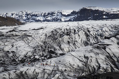 Slheimajkull glacier, Iceland (Benedikt Halfdanarson) Tags: iceland glacier sland jkull slheimajkull icelandicglacier