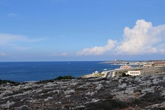 Paradise Bay (lauramramrodr) Tags: sunset sea seascape beach skyscape bay paradise malta melita