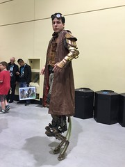 Steampunk on Stilts