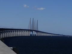 resundsbron (dration) Tags: bridge sea sweden