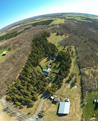 Cabin Drone  Aerial View Outdoors Bebop2 Hello World Birds Eye View From Above  Dronephotography (Patrick Danforth Photography) Tags: outdoors aerialview fromabove birdseyeview helloworld drone dronephotography bebop2