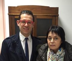 Serenella Capasso, Preside (Nocera)