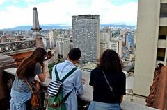 Martinelli Building - So Paulo - Brazil (maisacarv) Tags: city building beautiful nice pretty view palo so martinelli