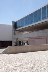Lisboa, Museu dos Coches. Paulo Mendes da Rocha + MMBB Arquitetos + Bak Gordon Arquitectos (Jose Carlos Melo Dias) Tags: portugal architecture arquitectura lisboa lisbon museudoscoches paulomendesdarocha