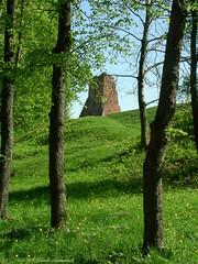 Ruins of Navahrudak Castle (Natali Antonovich) Tags: castle history architecture landscape spring belarus oldtown oldest oldworld novogrudok navahrudak motherlandbelarus enamouredspring ruinsofnavahrudakcastle