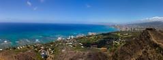 Oahurama (rohanliston) Tags: hawaii waikiki oahu diamondhead