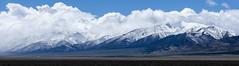 Loneliest Road in America (sierra_bum) Tags: mountains clouds nikon nevada