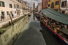 Venedig (haziri.heroid) Tags: street city italien lagune water boat nikon wasser italia boote d750 tamron fluss oldtown venecia venedig bazar 1530
