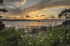 (ferinho) Tags: sunset corua mio solpor perbes