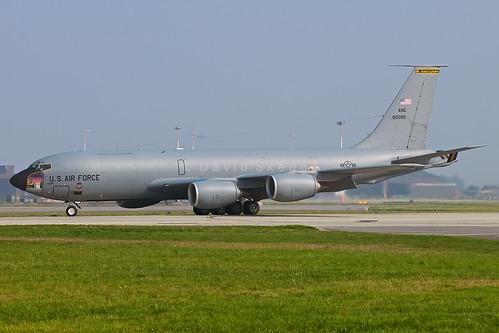 58-0099 KC-135T Stratotanker - 171stARW/PA ANG - Pittsburgh International Airport, PA