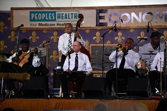 Jazz Fest - Lars Edegran & the New Orleans Ragtime Orchestra