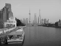 Shanghai 2016 (hunbille) Tags: world china bridge tower skyline creek suzhou shanghai jin broadway center mao pearl oriental financial jinmaotower mansions orientalpearltower suzhoucreek hongkou waibaidu broadwaymansions waibaidubridge shanghaitower shanghaiworldfinancialcenter