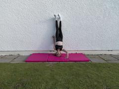 Conditioning (Crausby) Tags: portrait girl female mediumformat kid child exercise nine 9 hasselblad gymnast gymnastics mittelformat h3d contemporaryportrait