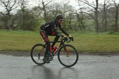 Ian Bibby NFTO (Steve Dawson.) Tags: uk england cold cars wet rain bike race canon eos is yorkshire cycle tdy april usm ef28135mm 141 damp bmc 29th uci peloton 2016 f3556 50d ef28135mmf3556isusm canoneos50d ianbibby oricagreenedge nfto tourdeyorkshire harswell