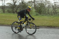 Thomas Boudat DIRECT ENERGIE (Steve Dawson.) Tags: uk england cold cars wet rain bike race canon eos 22 is yorkshire cycle tdy april usm ef28135mm damp bmc 29th uci peloton 2016 f3556 50d directenergie ef28135mmf3556isusm canoneos50d oricagreenedge tourdeyorkshire thomasboudat harswell