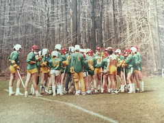 Kinnelon Lacrosse early 1980s (Tom Hannigan) Tags: old school history sports high nj lax eighties lacrosse 1980 1980s kinnelon klax kinnelonhighschool