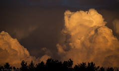 Off of the Sunset (K. S. Veitch Photography) Tags: weather clouds kentucky thunderstorm