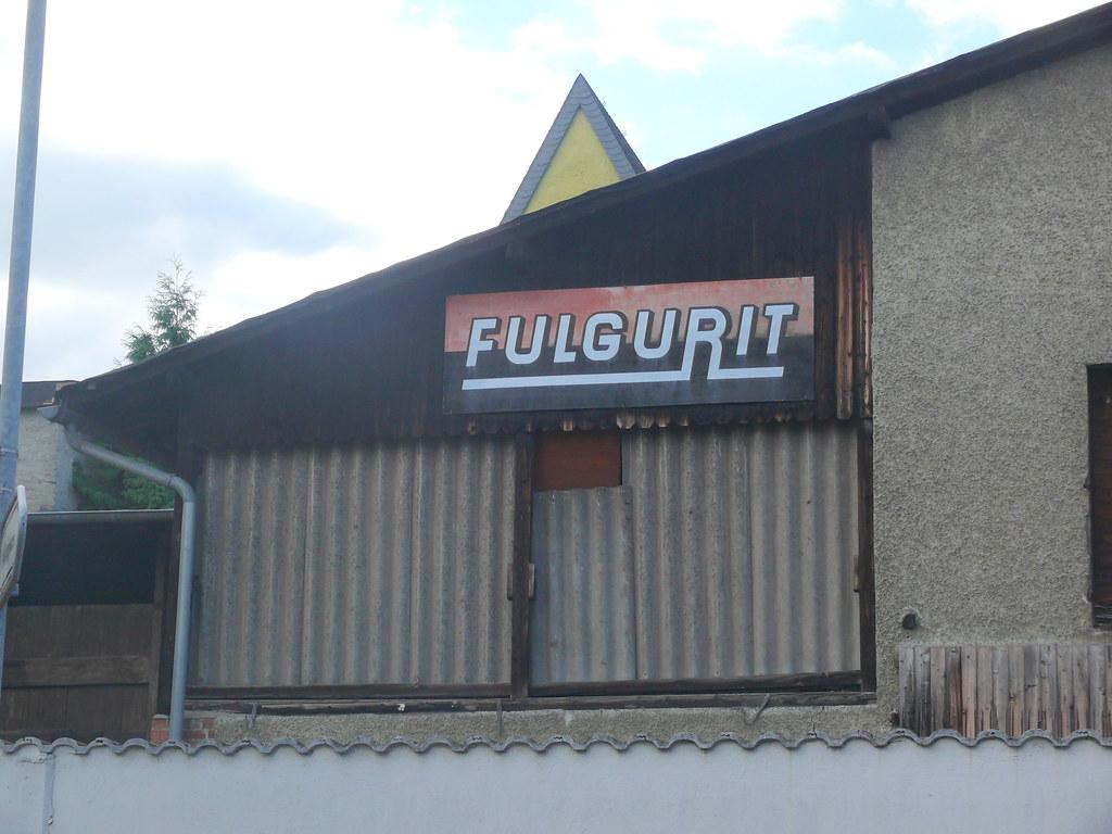 Fulgurit (Gunnar Ries Zwo) Tags: Asbest Faserzement Asbestzement Fulgurit  Faserzemet