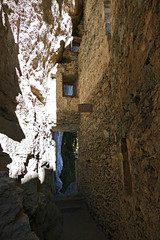 Casti Grotta (oonaolivia) Tags: castle burg höhlenburg waltensburgvuorz castigrotta