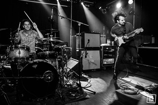 June 17, 2014 // Arcane Roots @ The Scala, London, UK // Shots by Charlotte Davidson
