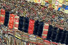 El Anatsui, Many Came Back, 2005