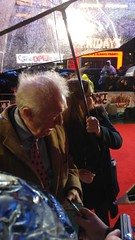 Michael Gambon at the Premiere of Dad's Army at Odeon Leicester Square (Julie Ramsden) Tags: leicestersquare premiere odeon dadsarmy michaelgambon